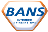 Bans Security Alarms logo - Click here to return to the homepage where you'll learn all about our Nacoss/NSI alarms and fire panels