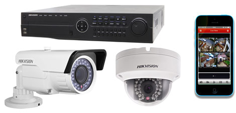 Commercial CCTV Systems from market leaders in IP CCTV Hikvision.