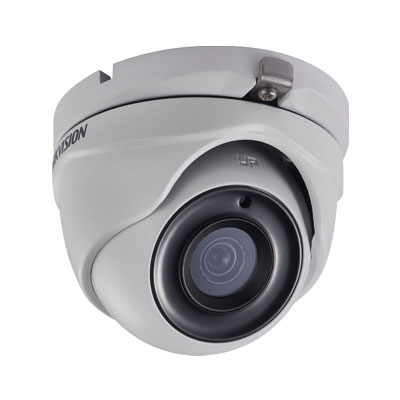 Power over Coax CCTV camera from Hikvision