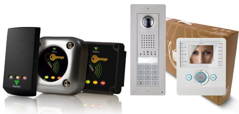 Paxton Access Specialists and audio/video intercom installers